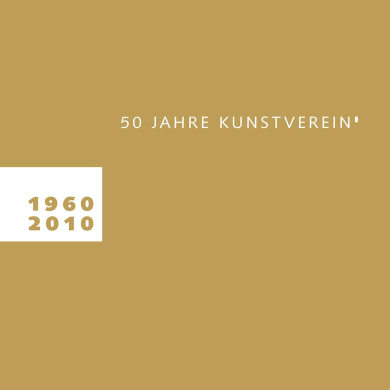 50 Jahre Kunstverein Singen
