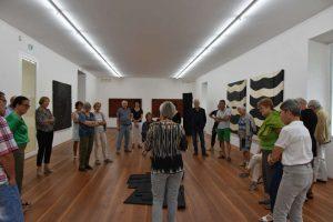 Kunstausfahrt Museum Art.Plus in Donaueschingen