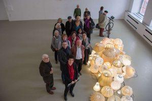 Kunstausfahrt Forum Kunst Rottweil & Kunststiftung Erich Hauser in Rottweil