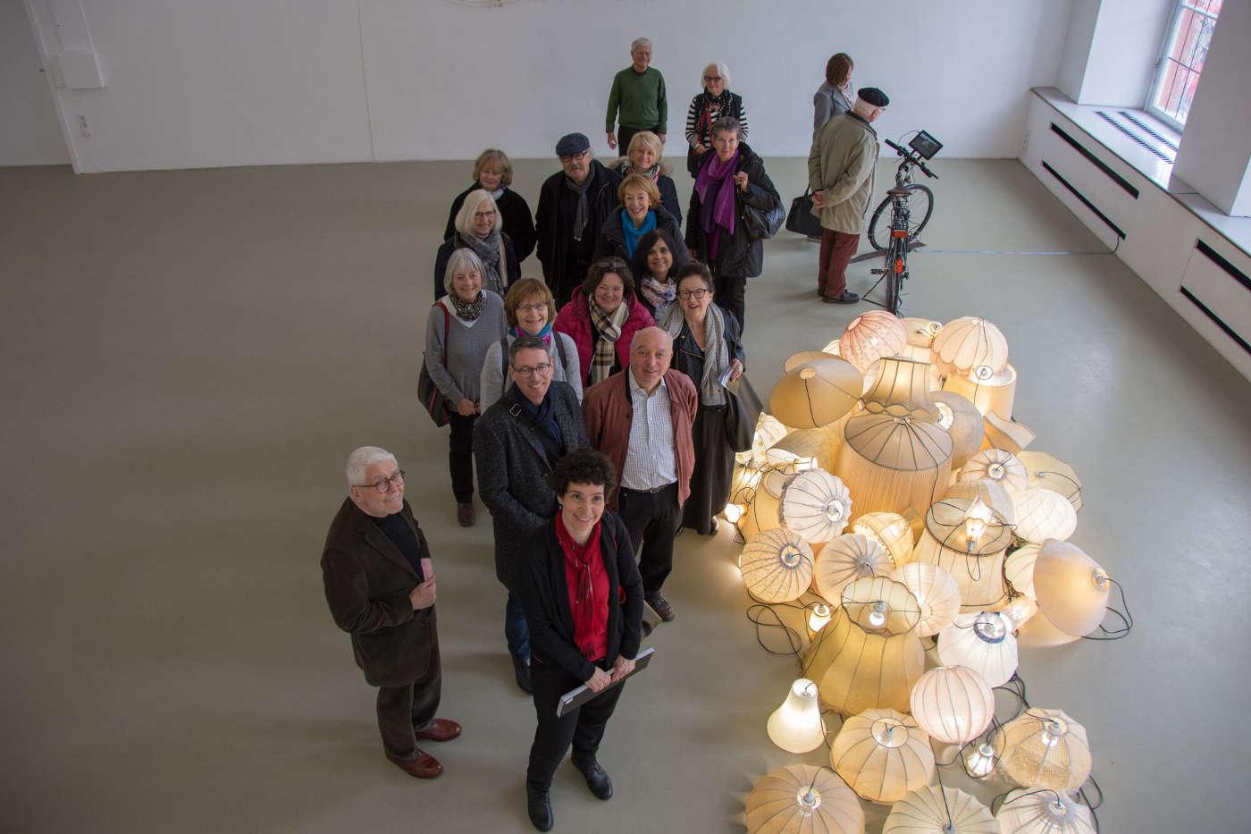 Kunstausfahrt nach Rottweil am 21. März 2018